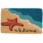 starfish_welcome_coconut_fiber_doormat1