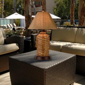 Outdoor Table & Floor Lamps