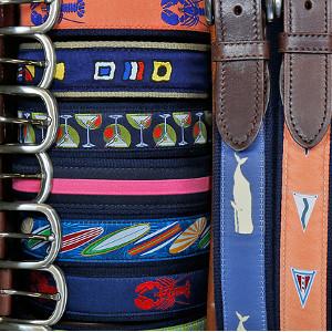 Nautical Belts & Flip Flops