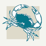 Crab Decorations