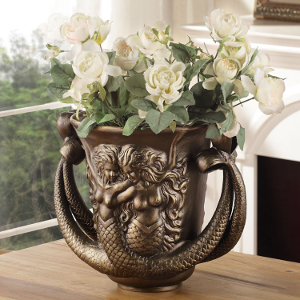 Coastal Vase Centerpieces