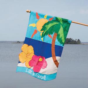 Nautical Garden Flags