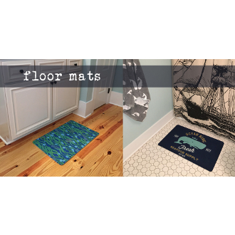 Indoor Nautical Rugs · Browse Collection. Kitchen Floor Mats