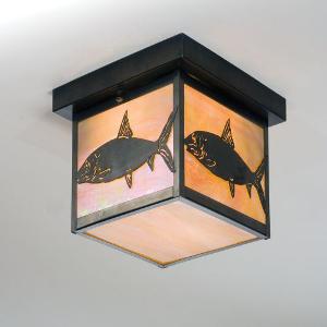 Nautical / Coastal Ceiling Mount Lights
