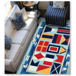 Nautical Rugs Coastal Area Rugs Beach Themed Rugs