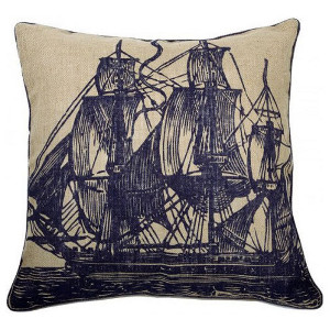 Nautical Jute Pillows