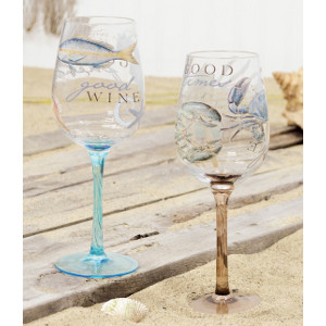 Beach Party Glasses