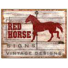 Red Horse Signs