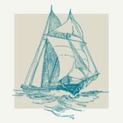 Sailboat Home Decor