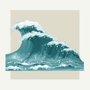 Wave Home Decor