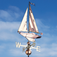 Nautical Weathervanes, Statues & Bird Feeders