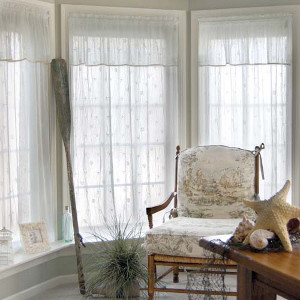 Beach Curtains, Valances & Panels