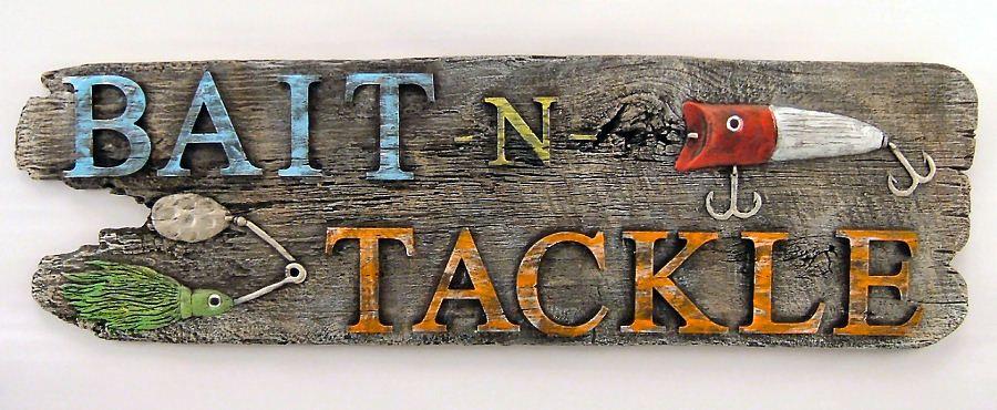 Online tackle shop
