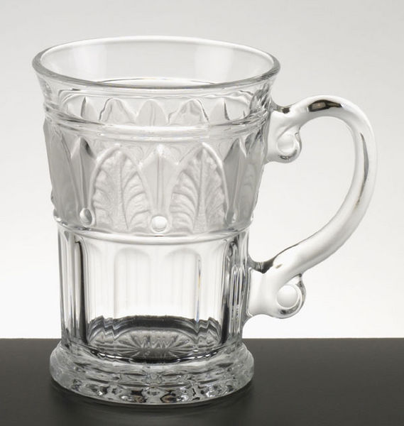 Unique etched glass coffee mug set for Cool glass coffee mugs