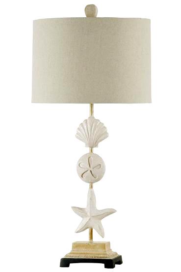 Coastal Seaside Table Lamp