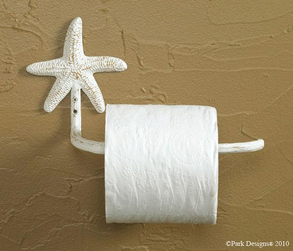 Starfish Toilet Tissue Holder