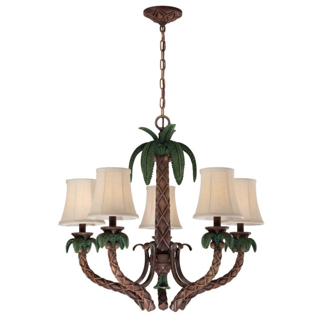 Palm Tree Chandelier. Aqua Blue Pools. Oil Rubbed Bronze Vanity Light. Half Moon Console Table. Behr Grey Paint. Pendant Lamp. Modern Decor. Arch Entrance. Broyhill Outdoor Furniture