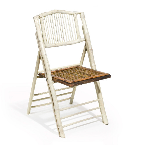 coastal bamboo folding chair set of 2 beach décor shop