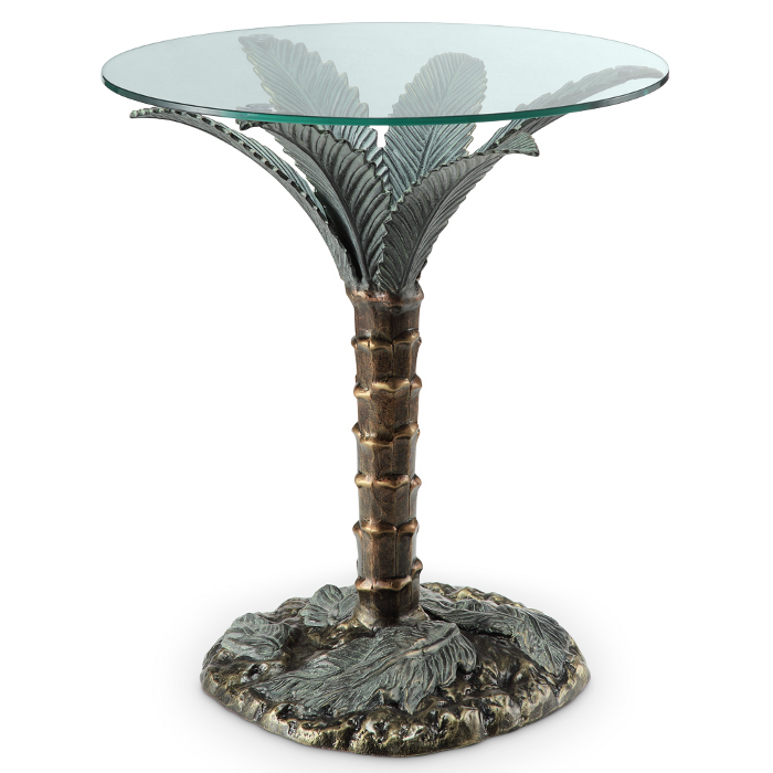 palm tree end table palm tree end table - Palm Tree Decor
