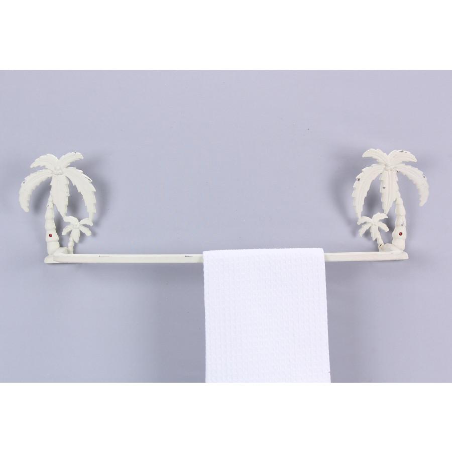 Palm Tree Towel Bar