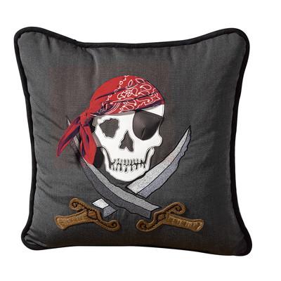 Подушка пират своими руками 7