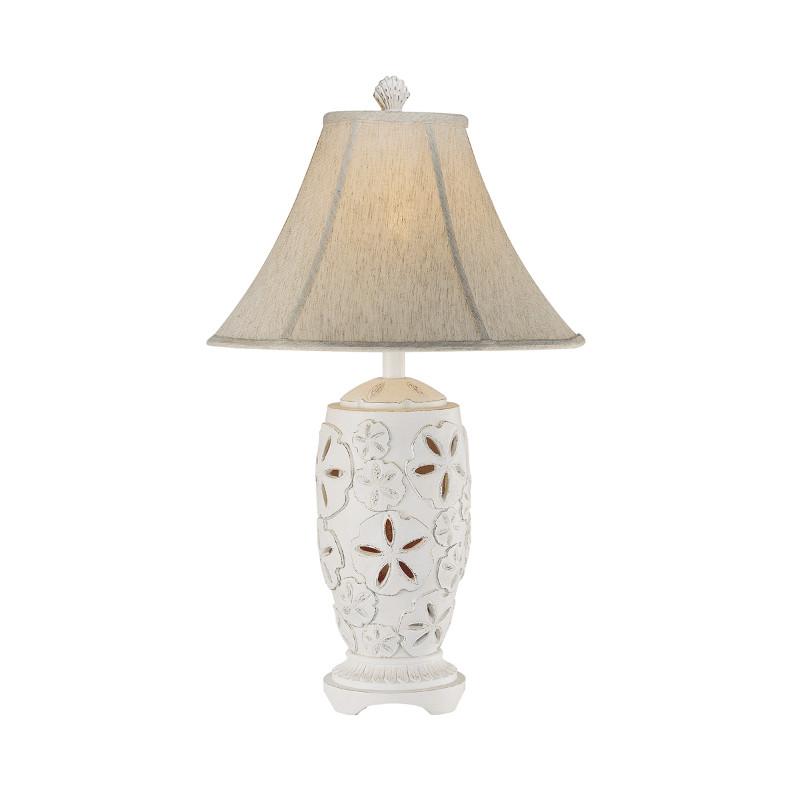 Sand Dollar Night Light Lamp