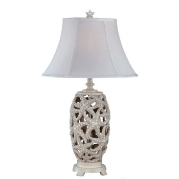 Merveilleux Classic Starfish Table Lamp