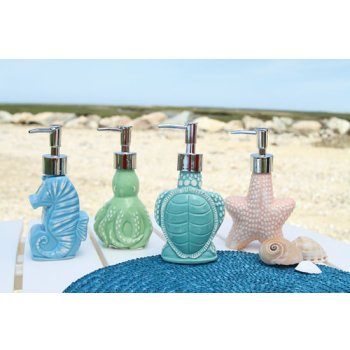Sea Life Soap Dispensers