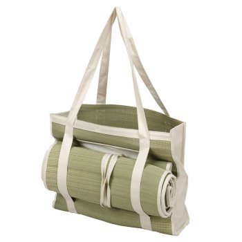 Eco Friendly Beach Bag and Mat