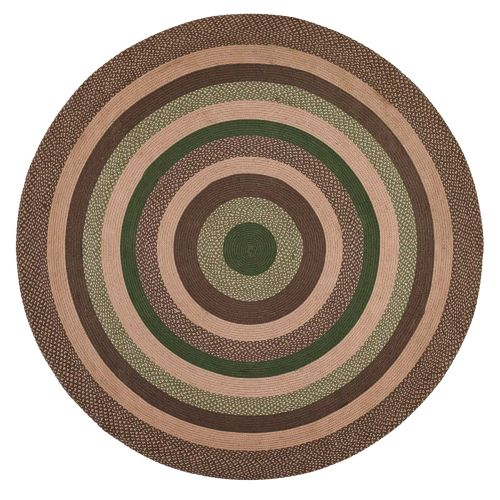 Vhc Barrington Jute Rug 8ft Round Available Now
