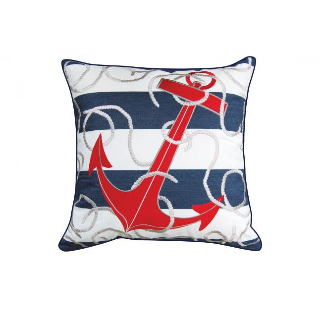 Outdoor Pillow, Outdoor Anchor Pillow