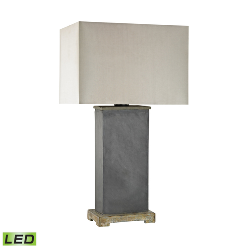 Outdoor Table Lamp Led: Elliot Bay Outdoor LED Table Lamp