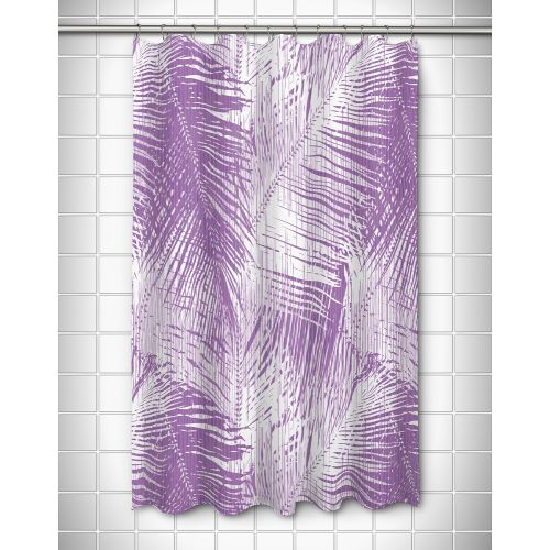 Island Girl Maui Palm Breeze Shower Curtain