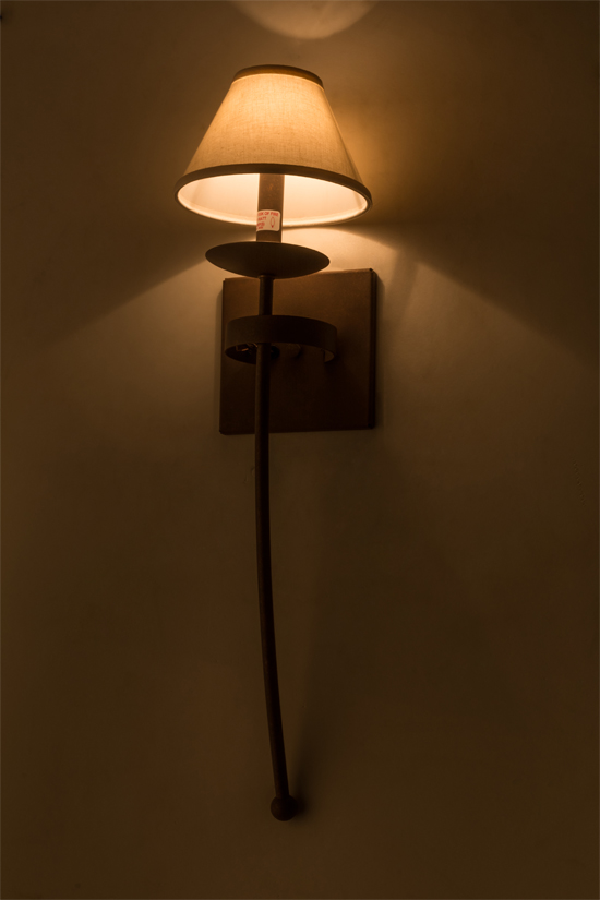 Wall Sconce No Shade : Medya Tiffany 7