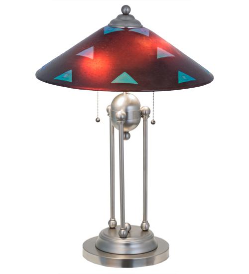 Medya Tiffany 25 H Metro Fusion Plum Crazy Deco Ball Table