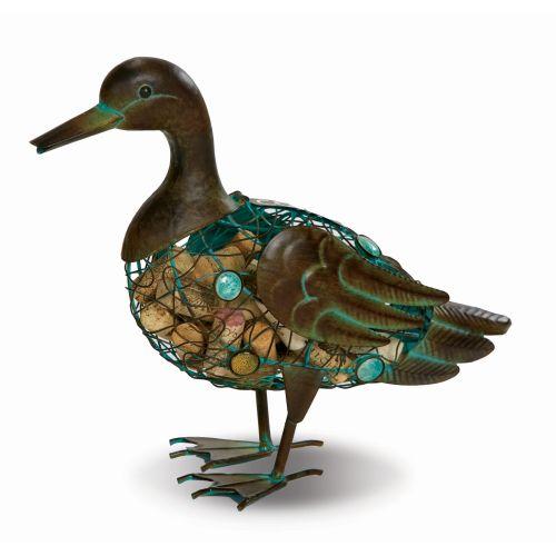 Duck Wine Cork Holder