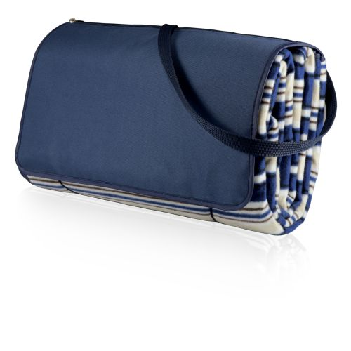 Blanket Tote Xl- Blue Stripes