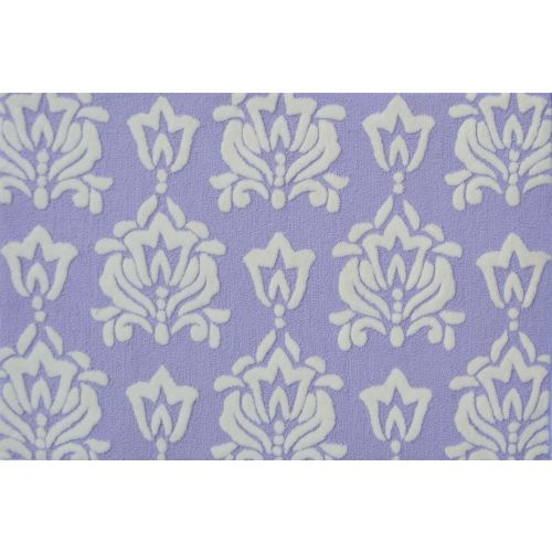 purple damask rug for - photo #21