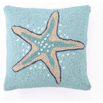 Starfish Hook Pillow