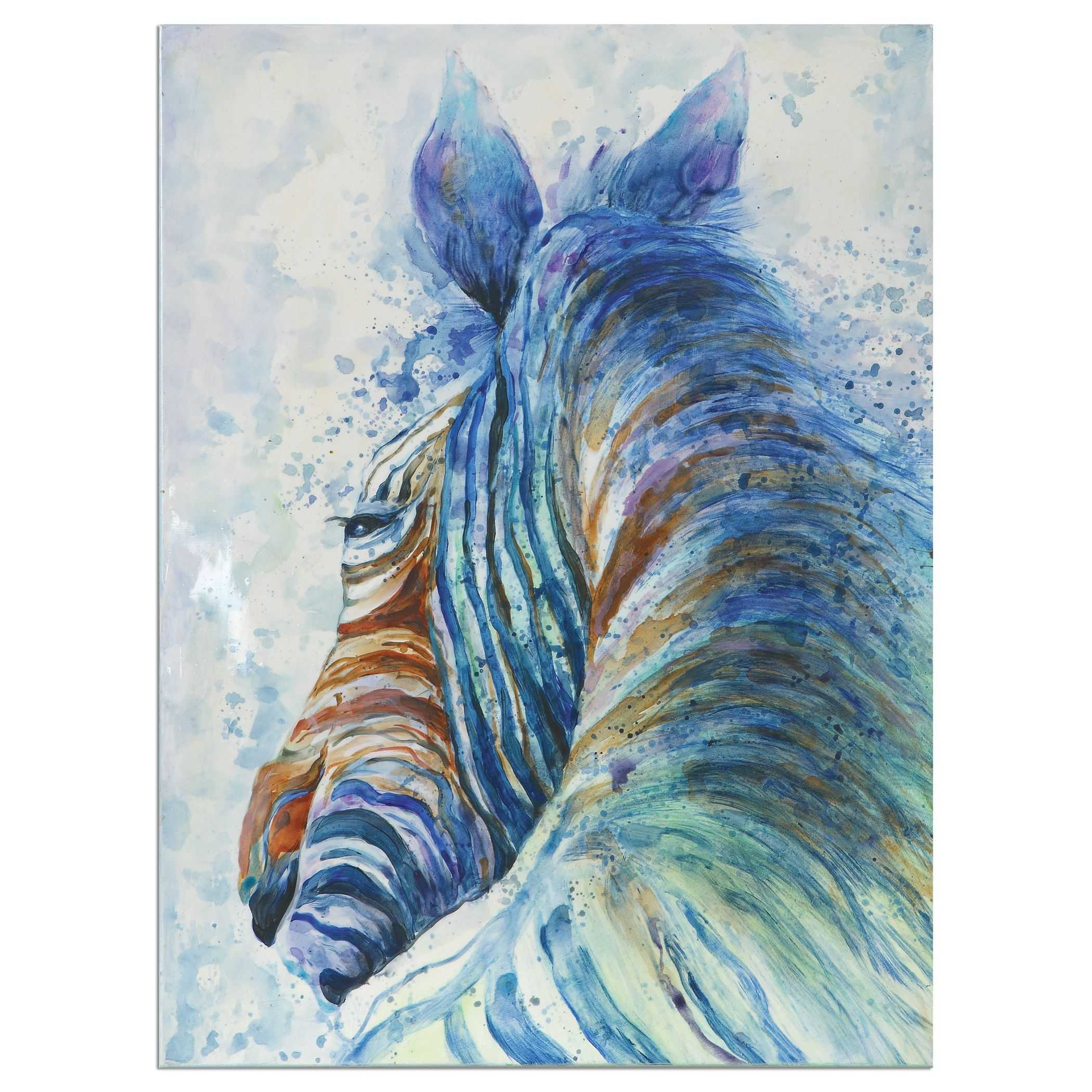 Uttermost Zebra Profil...