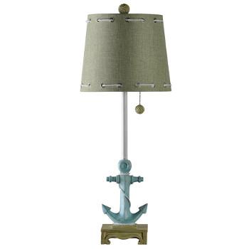 Anchor Buffet Lamp