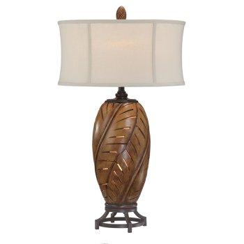 Banana leaf night light table lamp aloadofball Images