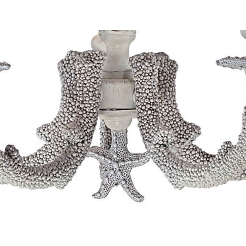 Starfish and Coral Chandelier Replacement Finial