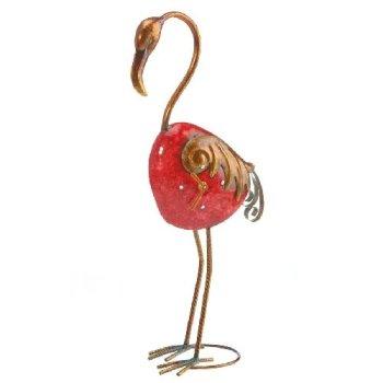 Flamingo Clock