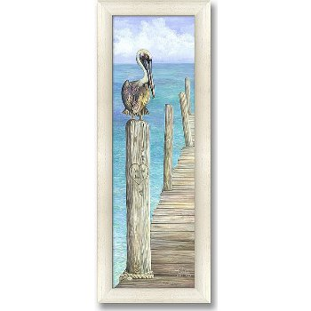Personalized Pier Love Print