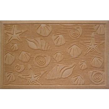 Seashells Weather Beater Doormat