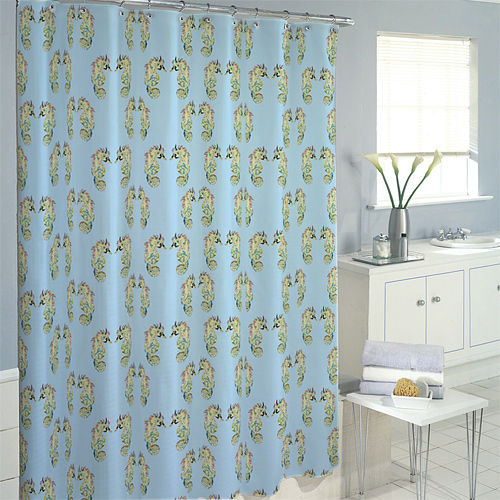 horse shower curtain sets beach shower curtain set