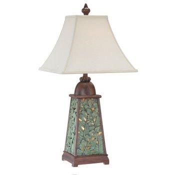 Tropical Night Light Table Lamp