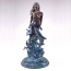 Mermaid With Dolphins Statue