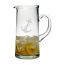 Anchor Etched Tankard Pitcher